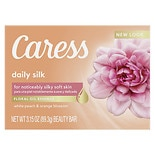 Caress Daily Silk Silkening Beauty Bar Nature's Silk