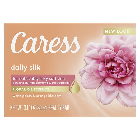 Caress Daily Silk Silkening Beauty Bar