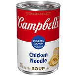 Low Sodium Condensed Soup Chicken Noodle