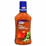 Kraft Zesty Italian Dressing & Marinade Zesty Italian