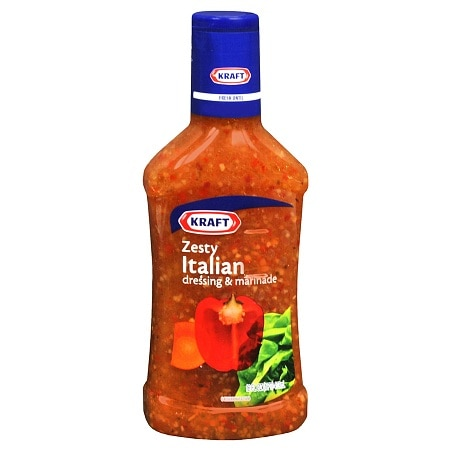 Kraft Zesty Italian Dressing & Marinade