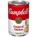 Condensed Soup Cream of Chicken