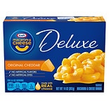 Kraft Macaroni & Cheese Dinner Deluxe Original Cheddar