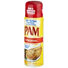 Pam No-Stick Cooking Spray