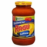 Ragu Old World Style Pasta Sauce Traditional