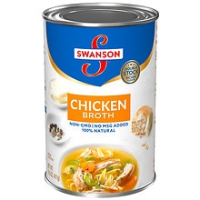 Swanson Chicken Broth Chicken