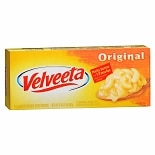 Kraft Velveeta Pasteurized Prepared Cheese Product Original