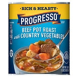 Progresso Rich & Hearty Beef Pot Roast Soup