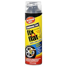 Fix-A-Flat Tire Inflator & Sealer Standard