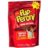 Pup-Peroni Dog Snacks Beef Original Beef Recipe