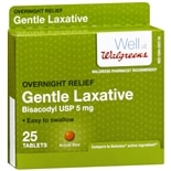 Gentle Laxative Tablets