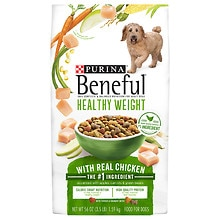 Purina Beneful Dog Food Healthy Weight