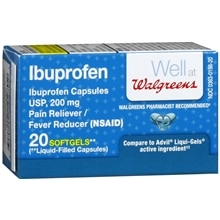 Ibuprofen 200 mg Softgels