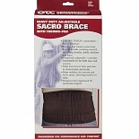 OTC Professional Orthopaedic ThermoPad Adjustable Sacro Bace