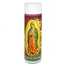 St. Jude Prayer Candle 8 inch