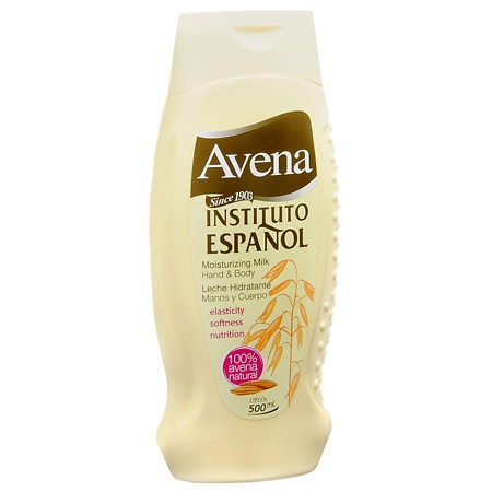 Avena Moisturizing Milk Hand and Body Lotion