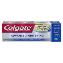 Colgate Total Total Advanced Whitening Anticavity Fluoride and Antigingivitis Toothpaste