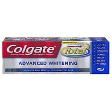 Total Advanced Whitening Anticavity Fluoride and Antigingivitis Toothpaste