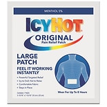 Icy Hot Extra Strength Medicated Patches Back