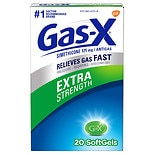 Gas-X Antigas Softgels Extra Strength Softgels
