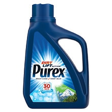 Ultra Purex Laundry Detergent Liquid Mountain Breeze