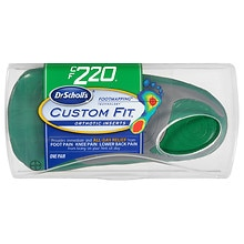 Custom Fit Orthotic Inserts