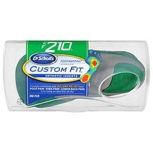 Custom Fit Orthotic Inserts, CF 210
