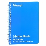 Penway Memo Book Assorted Colors