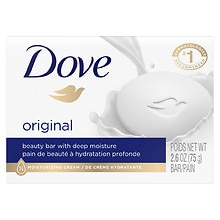 Dove Beauty Bar Travel Size