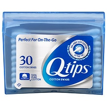 Q-tips Cotton Swabs Purse Pack
