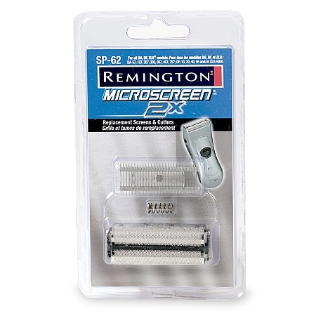 Remington MicroScreen MicroScreen 2 Replacement Screen & Cutter, Model SP-62