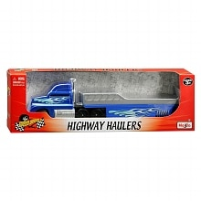 Maisto Speed Wheels Highway Haulers Die Cast Toy