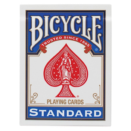 Bicycle Poker Playing Cards