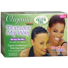 Texture My Way Organics Texture My Way No-Lye/No-Mix Organic Conditioning Texturizing System
