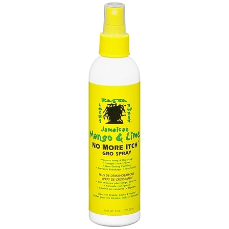 Rasta Locks & Twist Jamaican Mango & Lime No More Itch Gro Spray