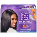 Dark and Lovely Moisture Seal Plus Hair Conditioning Relaxer System Regular
