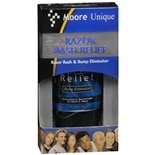 Moore Unique Razor Rash Relief Bump Eliminator Cream