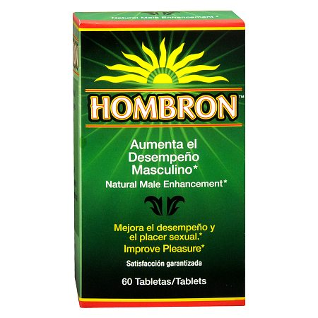 Hombron Natural Male Enhancement Tablets
