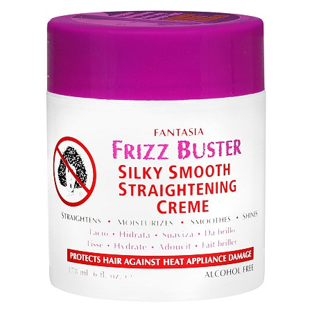 Fantasia Frizz Buster Silky Smooth Hair Straightening Creme