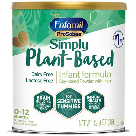 Enfamil Prosobee Infant Formula for Sensitive Tummy