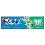 Crest Complete Multi-Benefit Whitening + Scope Fluoride Toothpaste Minty Fresh Striped