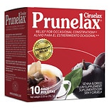 Prunelax Ciruelax Ciruelax Laxative Dietary Supplement Tea Bags 10 Pack