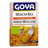 Goya Mexican Rice Chicken Flavor