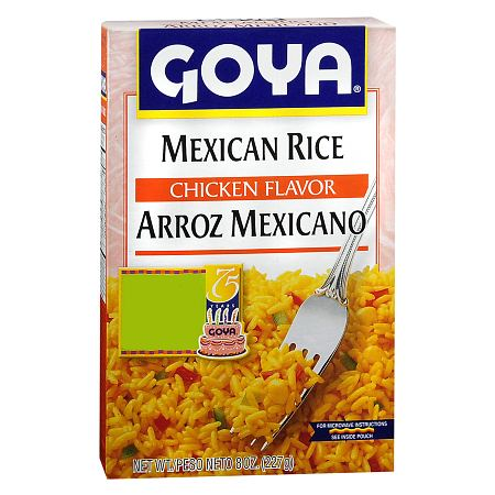 Goya Mexican Rice