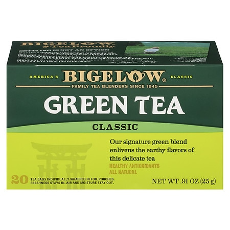 Bigelow Green Tea Bags 6 pk