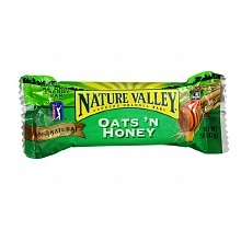 Oats 'N Honey Crunchy Granola Bars