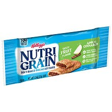 Kellogg's Nutri-Grain Cereal Bars Apple Cinnamon