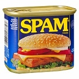 Spam Processed Pork Loaf