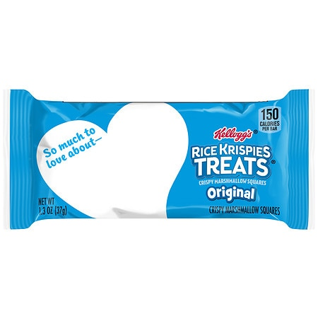 Kellogg's Rice Krispies Treats Crispy Marshmallow Squares
