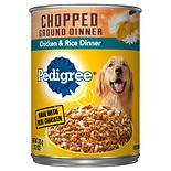 Pedigree Ground Dinner Food For Dogs Chicken & Rice